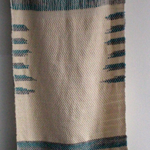 The Mercy Shawl by Barb Hauck, oblate