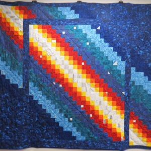 Quilt by Janet Goetz, OSB