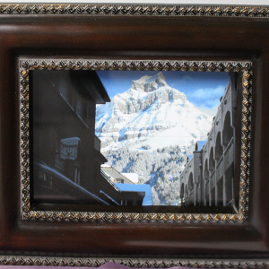 The Splendor of the Swiss Mountains by Cindy Hoover, OSB