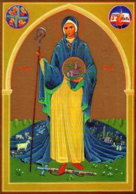 A retreat on the Feast of Brigid of Kildare
