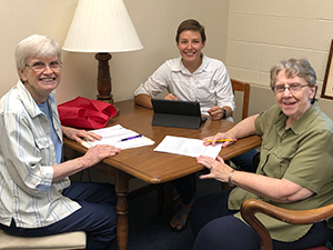 Benedictine Sisters of Erie Vocation Team