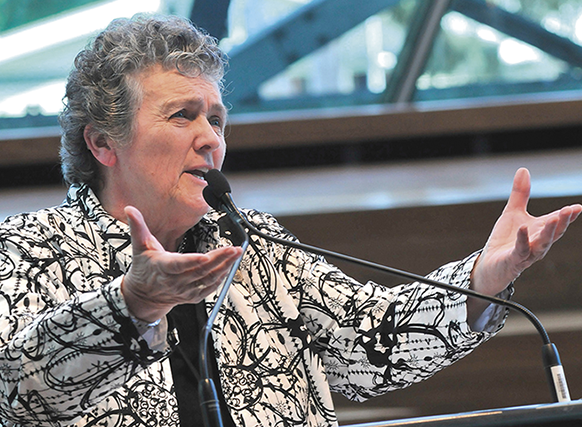 Joan Chittister: With whom shall we stand?