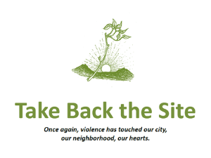 Take Back the Site July 7, 2021
