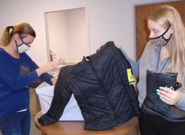 SBEC helps clients get ready for winter