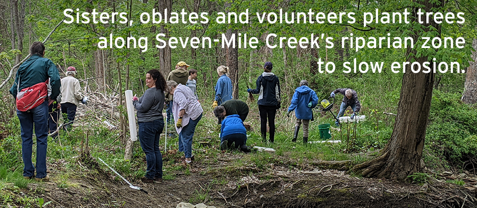 The Benedictine Sisters of Erie are planting nearly 200 trees with the help of ReLeaf.