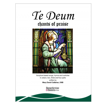 Te Deum Music Book