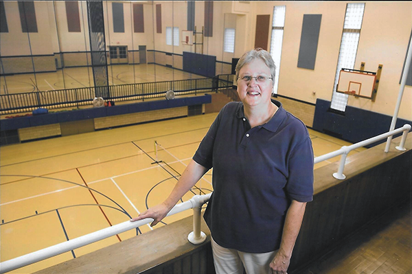 Sister Dianne Sabol, St. Benedict Community Center Director