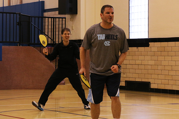 Pickleball gets competitive