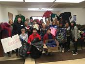 Coat Drive Volunteers