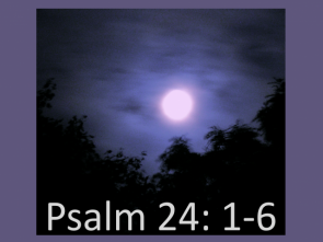 Fifth Week of Lent