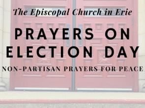 Prayers on Election Day