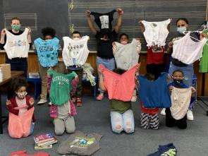 Reduce, Reuse, Recycle: Earth Day at the Kids Cafe