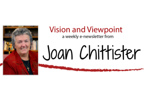 Joan Chittister Vision and Viewpoint