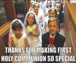 Thank you for making First Holy Communion so special!