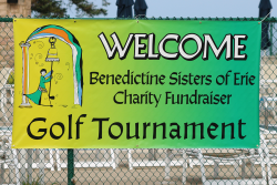 Welcome to the 2021 Benedictine Sisters of Erie <br />Golf Tournament