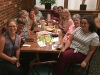 Stephanie, Sister Anne, Sister Stephanie, Sister Val (Millennial and Monastic), Sister Ann, Sister Linda, Erin, Katie, Sister Mary Ellen, Jacqueline (Milliennial and Oblate)
